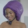 Softhood púrpura