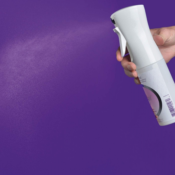 Flairosol Micro-Mist Applicator Spraying
