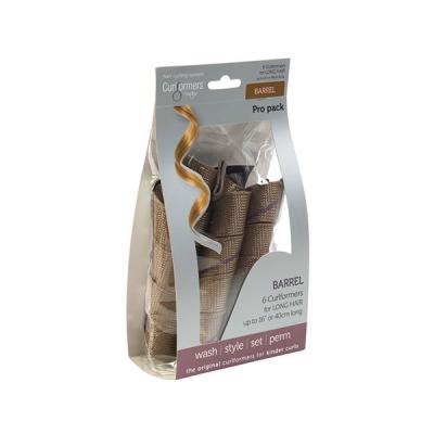 Curlformers by Hairflair Paquete de recarga de curl de barril PRO