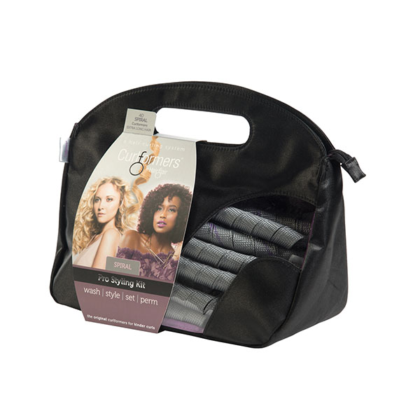 Curlformers by Hairflair PRO spiral curl styling kit