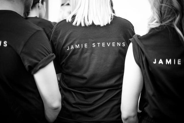 Entre bastidores con Jamie Stevens