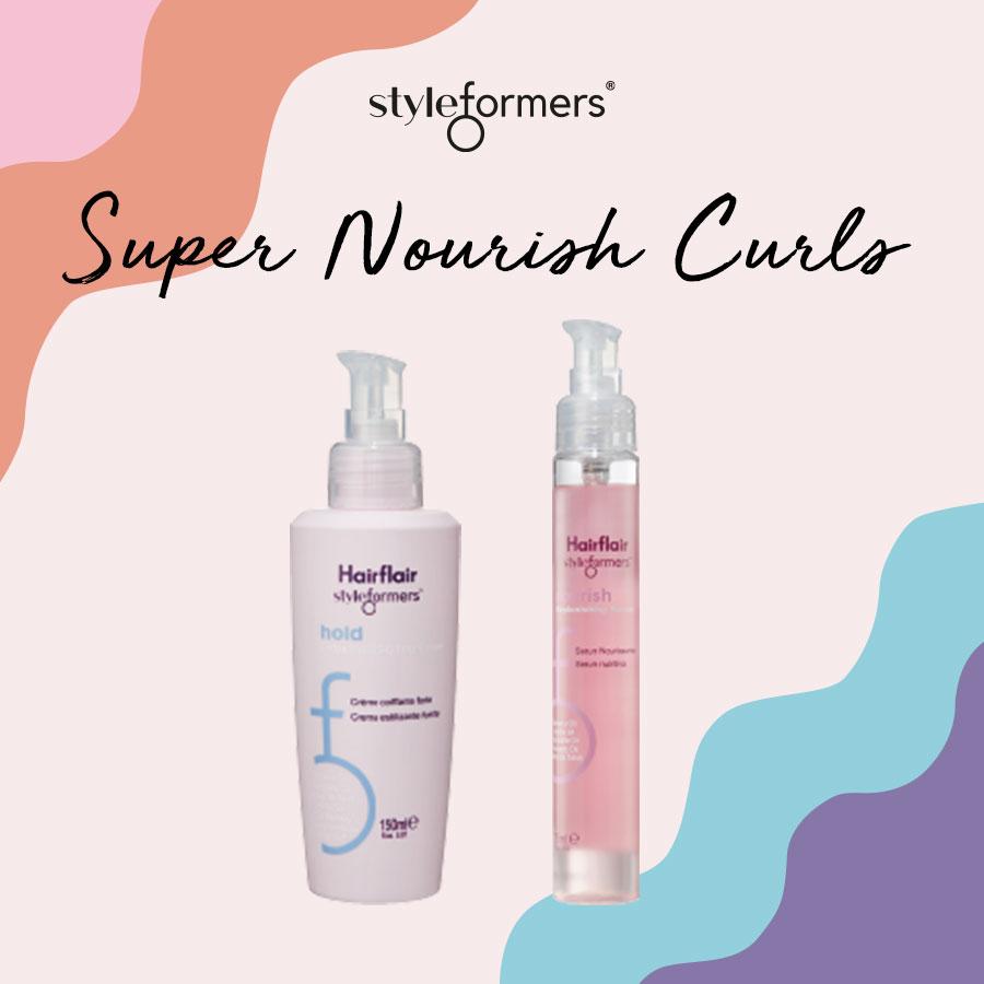 Styleformers® Set súper nutritivo