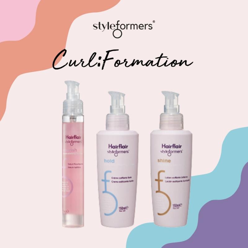 Styleformers® Conjunto CurlFormation