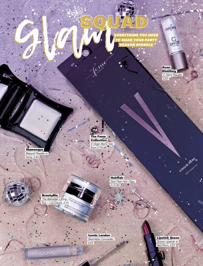 Spell Magazine Article