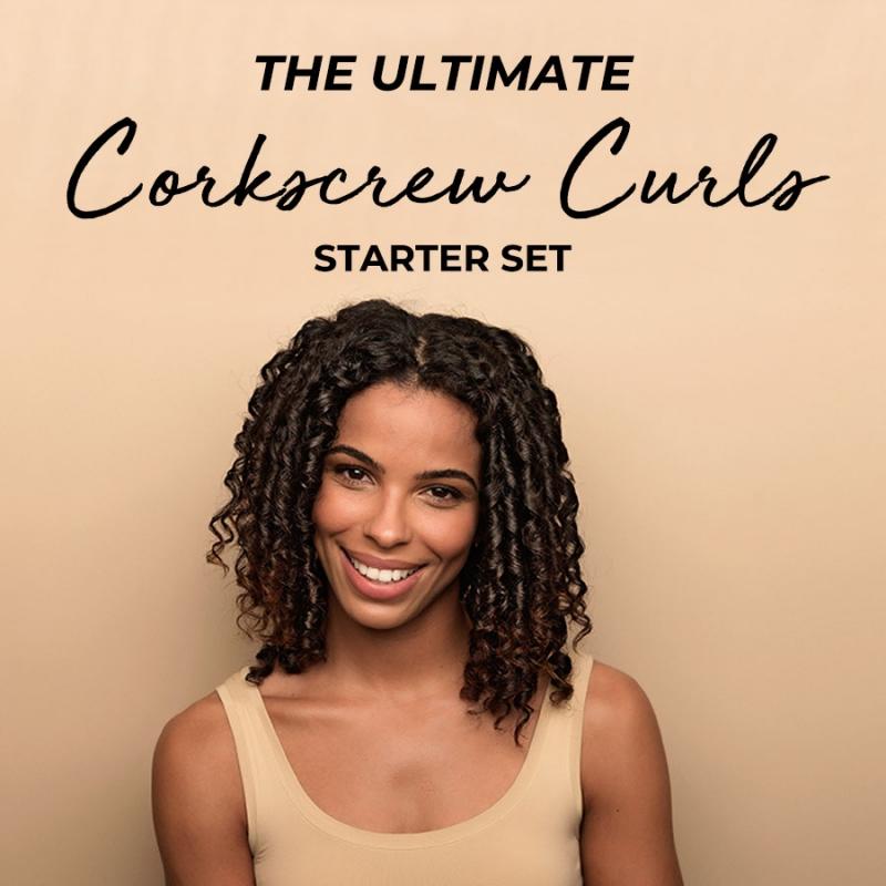 Corkscrew Curls Starter Set