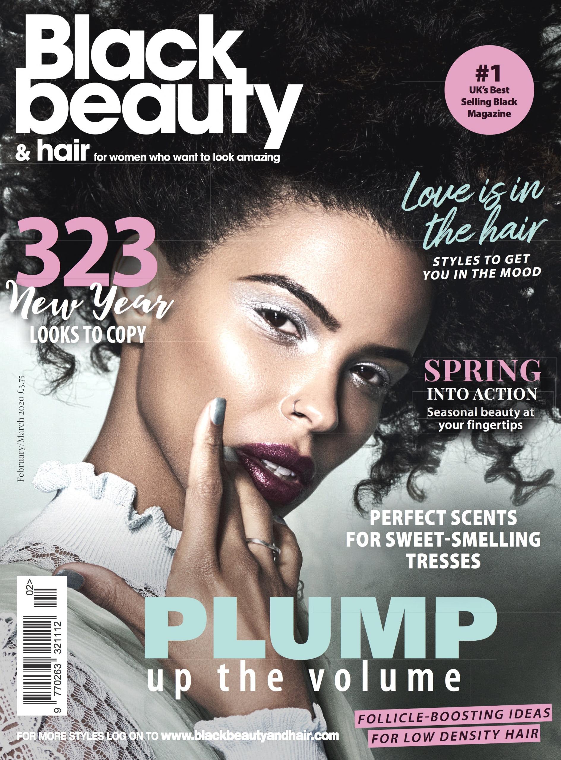Revista Black Beauty & Hair