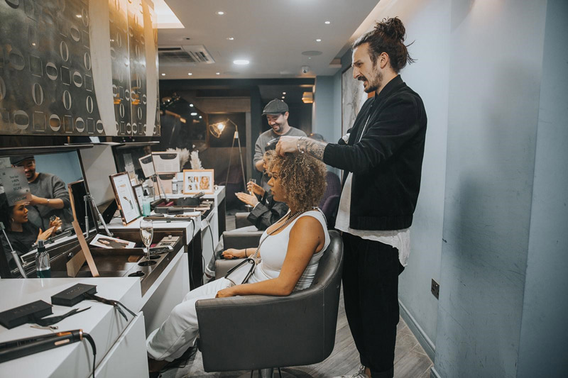 Ricky Walters Salon