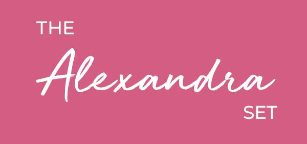 El conjunto de Alexandra