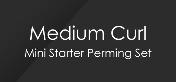 Medium Curl Mini Starter Perm Set