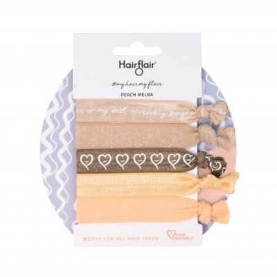 Peachy Hair Tie Set