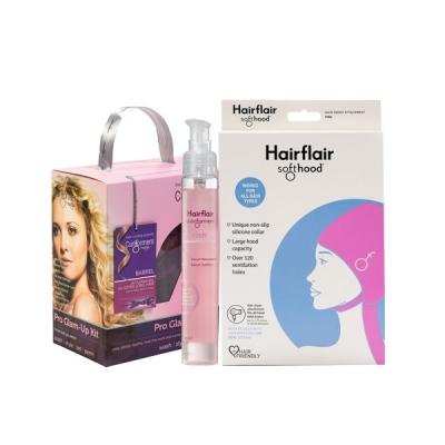 Gift of Barrel Curls Set with FREE Nourish Styleformer