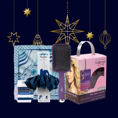 The Finishing Look Gift Set with FREE Barrel Glam-up Kit