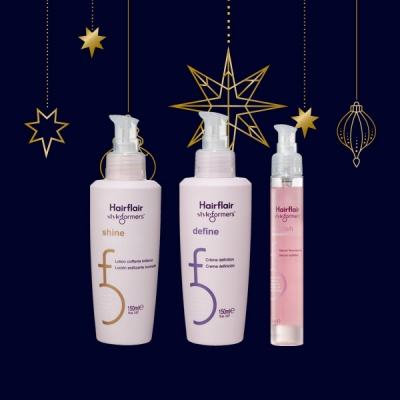 Styleformers® Gift Set with FREE Define Finishing Creme