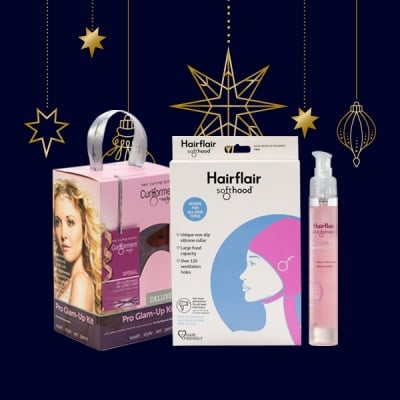 Gift of Spiral Curls Set with FREE Nourish Styleformer
