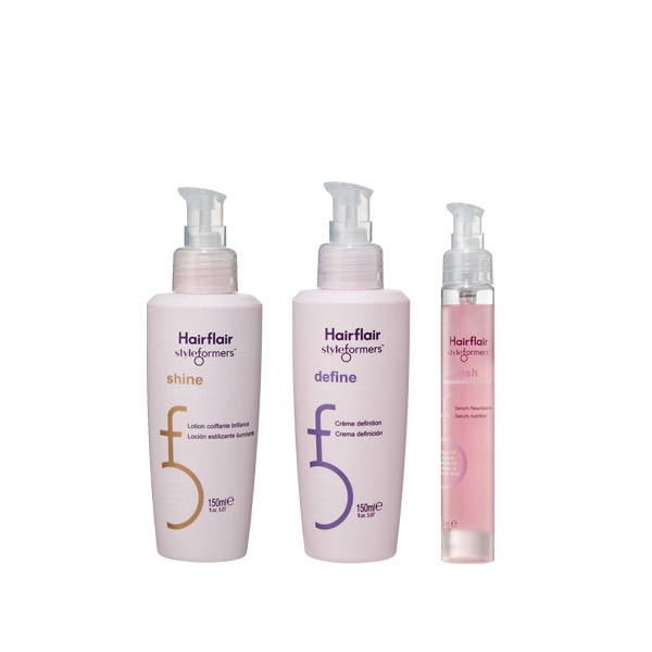 Styleformers® Gift Set with FREE Hold Finishing Creme