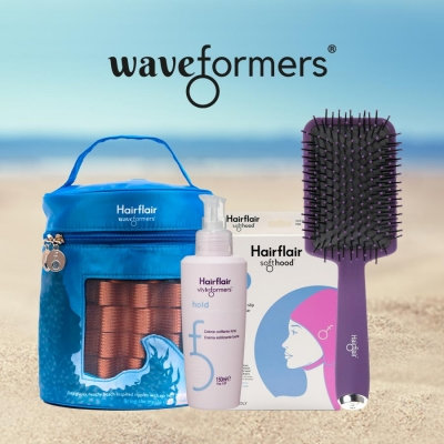Hairflair WaveformerEnsemble s® Ripple Style